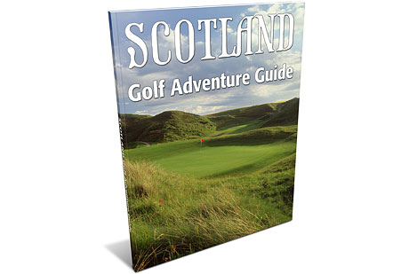 Ireland Golf Adventure Guide Cover